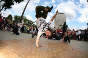 SPORTS street entertainment ideas