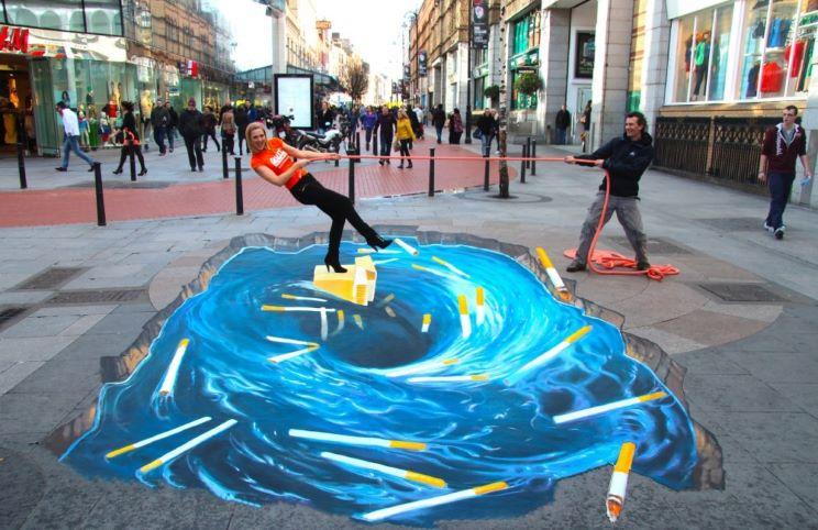 3 ideas for Street PROMOTION marketing entertainment