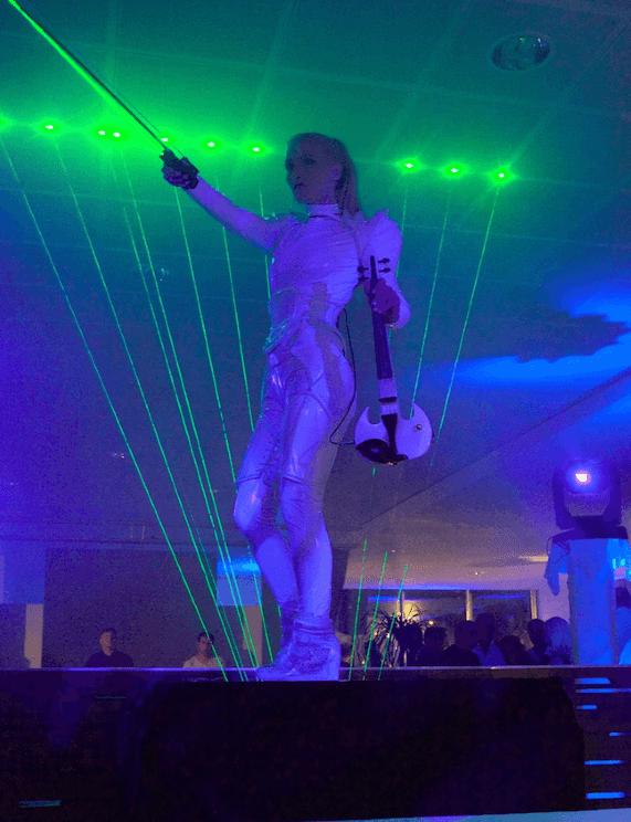 LASER Light entertainment ideas for 2022 events