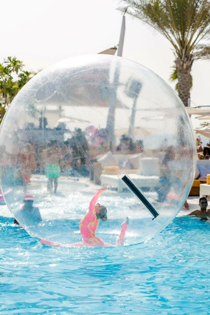 Water Entertainment for events in MONACO