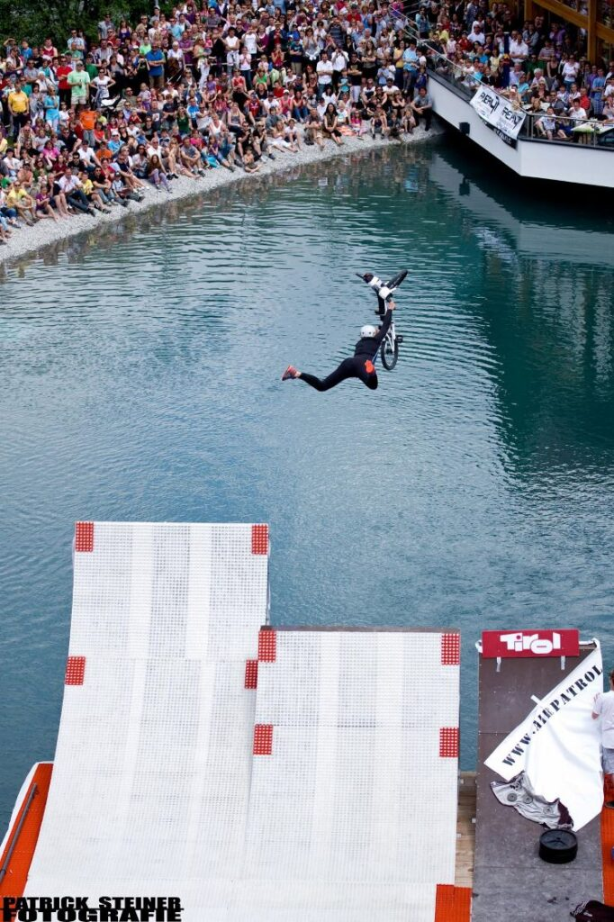 WOW factor stunt entertainment for events in Germany