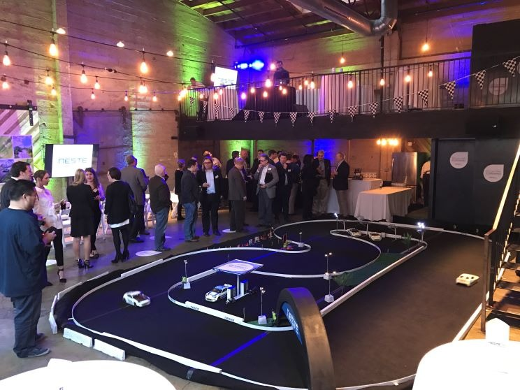 Electric themed entertainment for E-Events