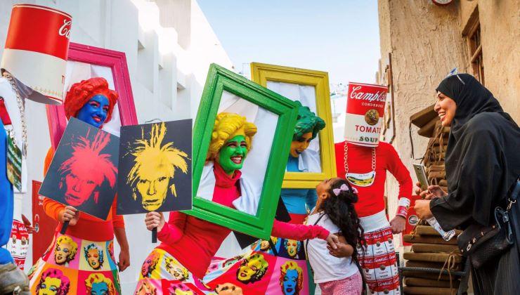 ENTERTAINMENT for festivals in Abu Dhabi UAE