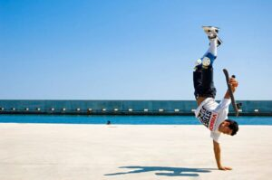 Skateboard & BMX Stunt shows for events in Saudi Arabia