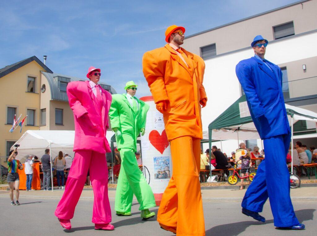 Festival entertainment IDEAS for events in Saudi Arabia